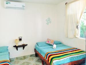 Casa Azul, Hotel  Isola Holbox - big - 41