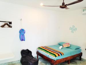 Casa Azul, Hotel  Isola Holbox - big - 42