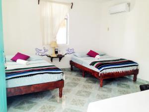 Casa Azul, Hotel  Isola Holbox - big - 44