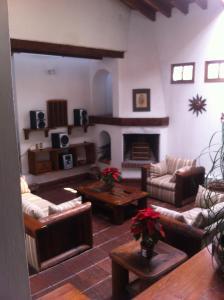 Tequisquiapan, Zona Centro, Дома для отпуска  Текискиапан - big - 1