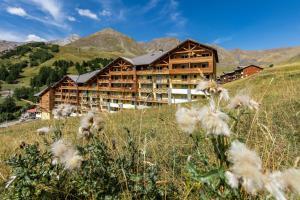 Location gîte, chambres d'hotes Les Cimes Du Val D'Allos dans le département Alpes de haute provence 4