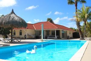 Aruba Villa Florida, Ville  Noord - big - 36