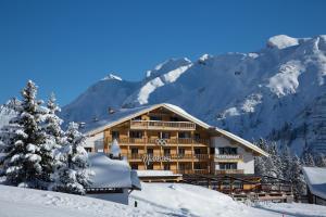 Hotel & Chalet Montana