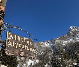 Albergo Alpenrose - Hotel - Gressoney-Saint-Jean