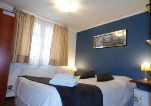 Hotel 7 Norte, Отели  Винья-дель-Мар - big - 56