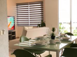 Luxury Apartments Donwtown, Appartamenti  Cancún - big - 84