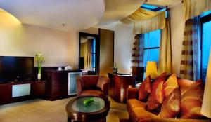 Grand Aston City Hall Hotel & Serviced Residences, Aparthotels  Medan - big - 37
