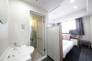 Hotel Lifetree Hitachinoushiku, Отели эконом-класса  Ushiku - big - 21