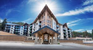 Hotel Arte SPA & Park, Hotels  Velingrad - big - 1