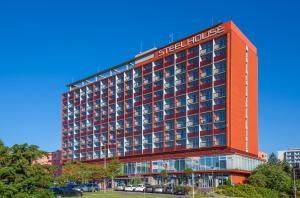 3 hvězdičkový hotel Steelhouse Hotel Třinec Česko