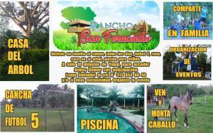 Rancho San Fernando, Venkovské domy  Yopal - big - 1