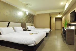 Goodness Plaza Hotel, Hotel  Taishan - big - 3