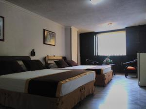 Ribera del Rio Av 2da Norte, Apartmánové hotely  Cali - big - 58
