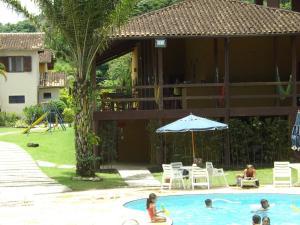 Condomínio Village do Mirante, Prázdninové domy  São Sebastião - big - 19