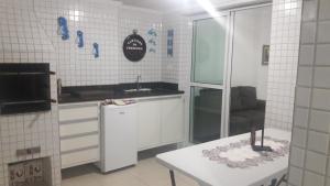 Residencial Premium, Ferienwohnungen  Mongaguá - big - 3