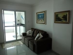 Residencial Premium, Ferienwohnungen  Mongaguá - big - 9