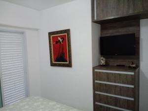 Residencial Premium, Ferienwohnungen  Mongaguá - big - 11