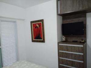 Residencial Premium, Ferienwohnungen  Mongaguá - big - 12