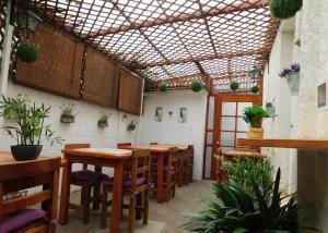 Hotel 7 Norte, Отели  Винья-дель-Мар - big - 36