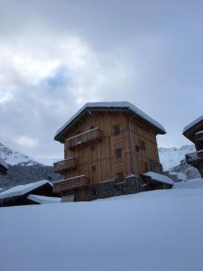 Chalet le Pont de Bois - Accommodation - Valmorel