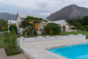 Cape Vue Country House, Affittacamere  Franschhoek - big - 49
