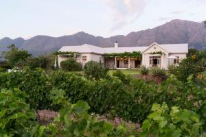 Cape Vue Country House, Affittacamere  Franschhoek - big - 47