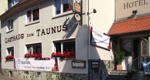 Hotel zum Taunus - Auringen