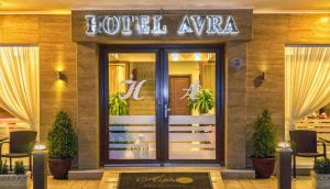 Hotel Avra, Hotely  Perea - big - 1
