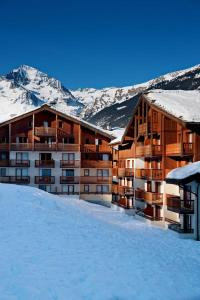 LES VALMONTS VAL CENIS by ALPTIMUM - Hotel - Lanslebourg-Mont-Cenis