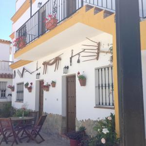 Casa Rural El Limonero, Country houses  Los Naveros - big - 14