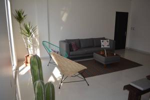 Departamento Yucantán Condesa, Apartmanok  Mexikóváros - big - 6