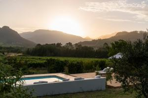 Cape Vue Country House, Affittacamere  Franschhoek - big - 25