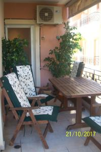 Quiet spacious apartment in Nafplio Argolida Greece