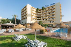 Royal Costa, Отели  Торремолинос - big - 26