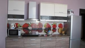 Apartment on Staroobryadcheskaya 62, Appartamenti  Adler - big - 14