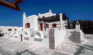 Hostales Baratos - Villa Vasilis