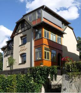 """Ferienwohnung Haus """"Anna"""" - Bad Blankenburg"""