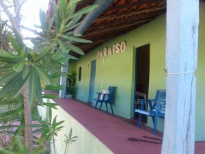 Paraíso Carnaubinha, Prázdninové domy  Luis Correia - big - 4