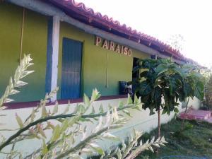 Paraíso Carnaubinha, Prázdninové domy  Luis Correia - big - 11