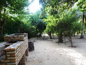 Paraíso Carnaubinha, Nyaralók  Luis Correia - big - 17