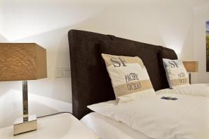 Landhaus Berthin Bleeg Buhne 4, Appartamenti  Wenningstedt - big - 28