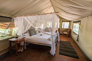 Pungwe Safari Camp, Chaty  Rezervace Manyeleti - big - 3