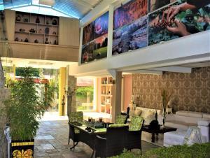 Hotel Boutique El Poblado, Отели  Нейва - big - 26