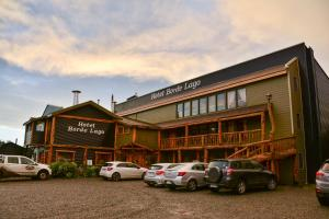 Hotel Borde Lago, Hotely  Puerto Varas - big - 29