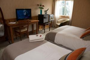Hotel Borde Lago, Hotely  Puerto Varas - big - 37