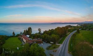 Hotel Borde Lago, Hotely  Puerto Varas - big - 1