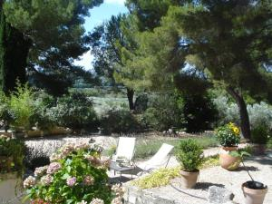 Lou Ventoulet, Bed and breakfasts  Mouriès - big - 11