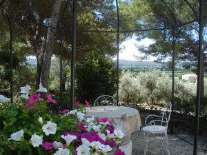 Lou Ventoulet, Bed and Breakfasts  Mouriès - big - 15