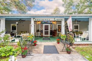 49 Atkins Loop Home, Дома для отпуска  Lake Junaluska - big - 23