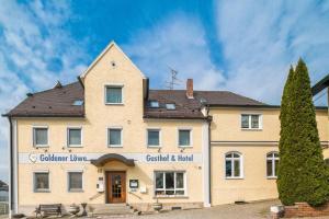 Hotel Gasthof Goldener Löwe - Günzburg